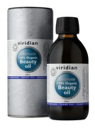 Viridian 100% Organic Beauty Oil 200ml