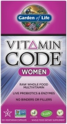 Garden of Life Vitamin Code RAW - multivitamin pro ženy 120 kapslí